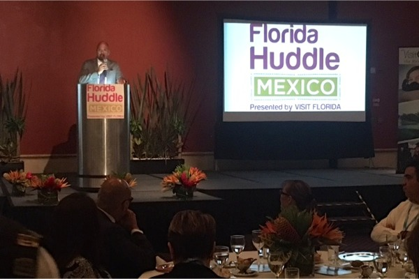 Florida Huddle Mexico