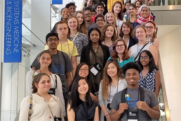 Faces of Innovation: Global Teen Medical Summit 2017