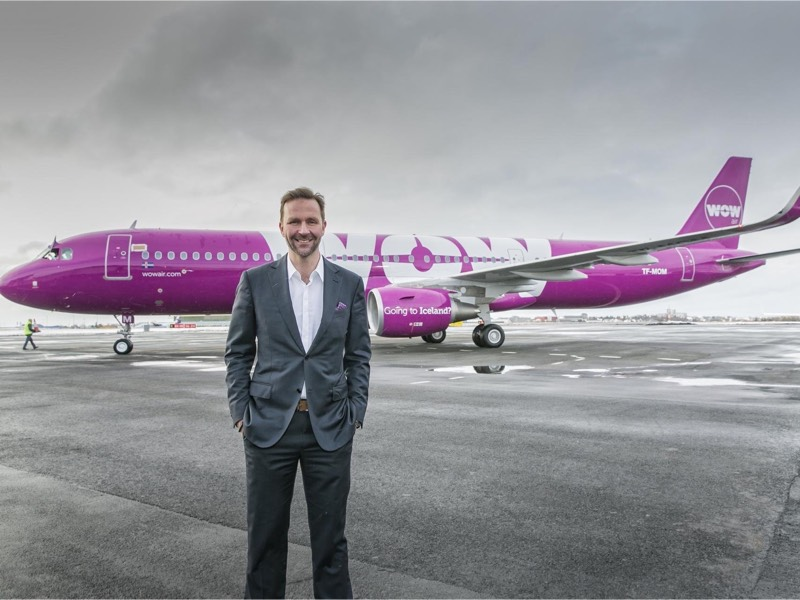 WOW air inaugurated Reykjavík-Miami flight