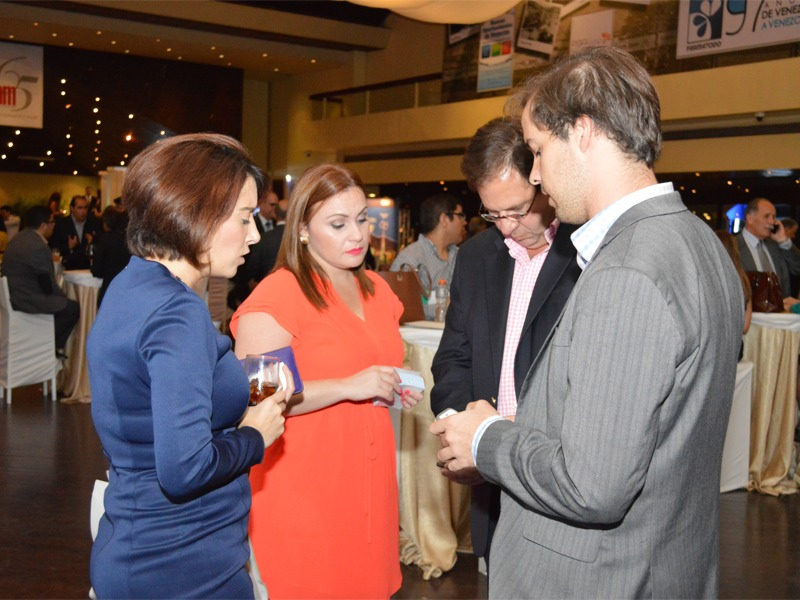 Aruba marketers networking