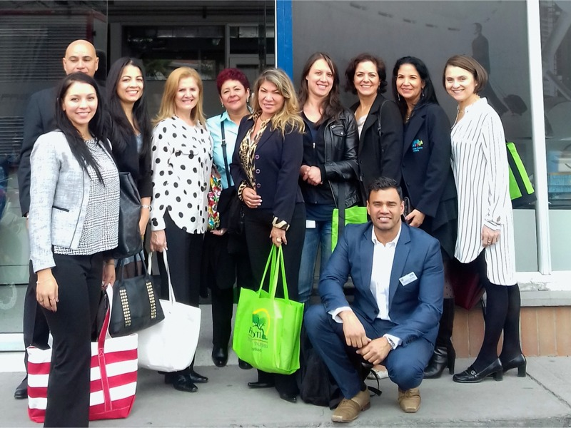 Hyatt Regency Aruba visits Colombia travel agencies