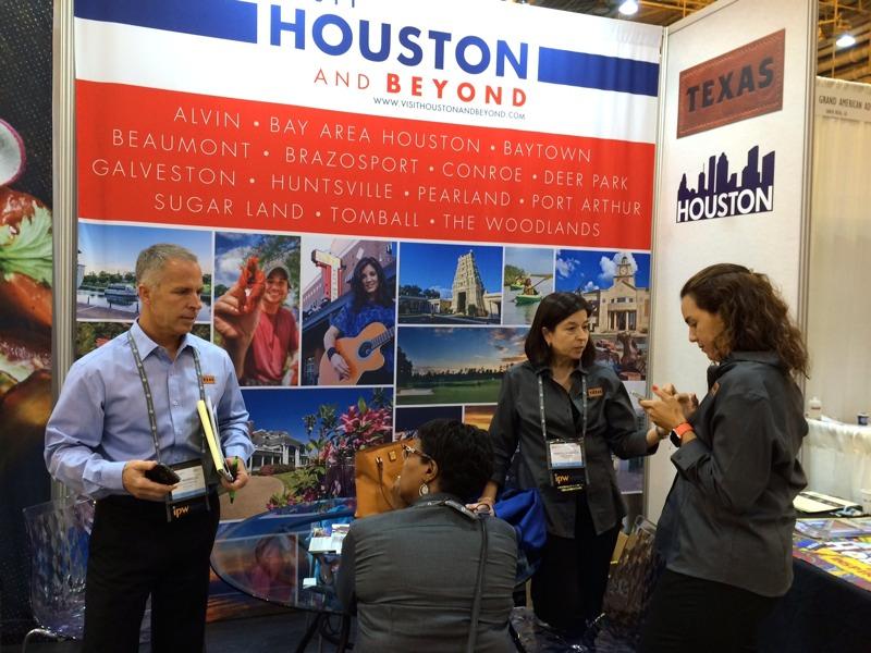 Houston at IPW 2016