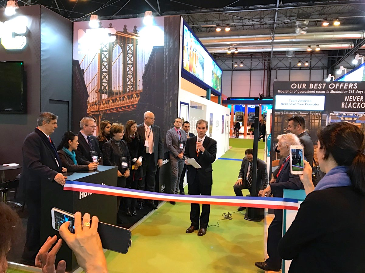 Brand USA at FITUR 2017