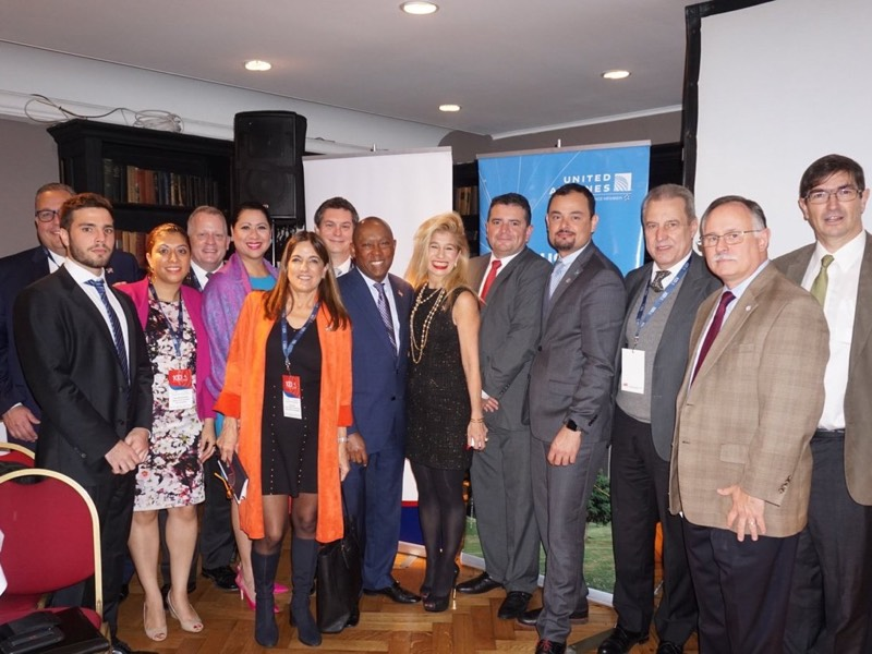 Houston Trade Mission to South America 2018