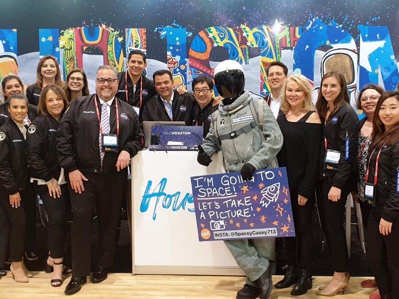 Visit Houston at IPW 2019