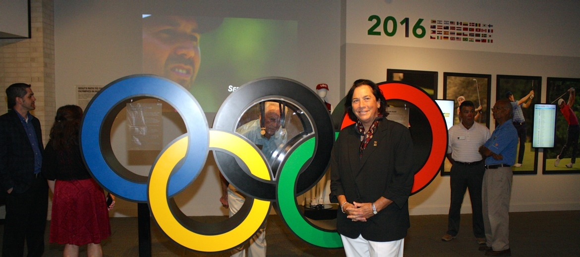 Road to Rio Olympic Exhibition at World Golf Hall of Fame & Museum