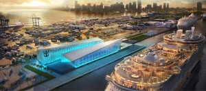 Royal Caribbean to build new cruise terminal at PortMiami