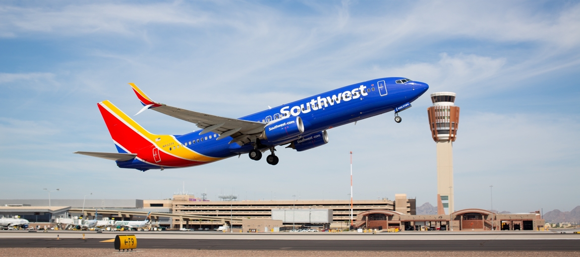 Sun or snow? Southwest has you covered