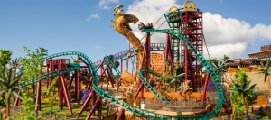 Cobra's Curse awaits you at Busch Gardens Tampa Bay