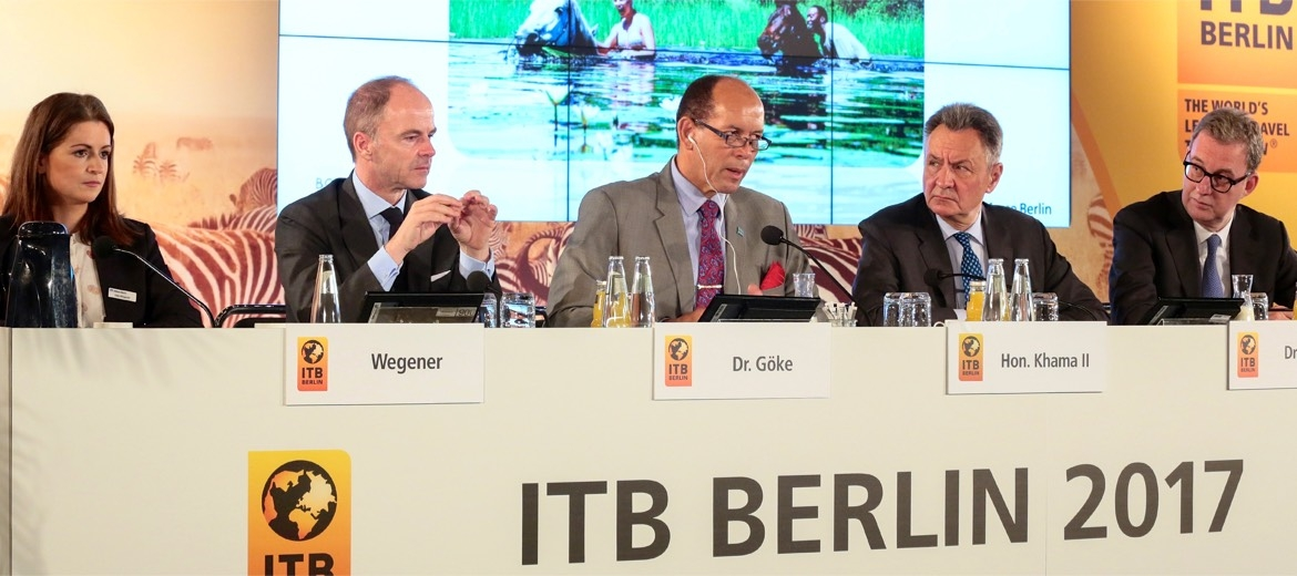 ITB Berlin 2017: Positive economic forecasts give the global travel industry a boost