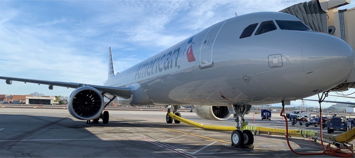 American Airlines launches customer flights aboard newest fleet type